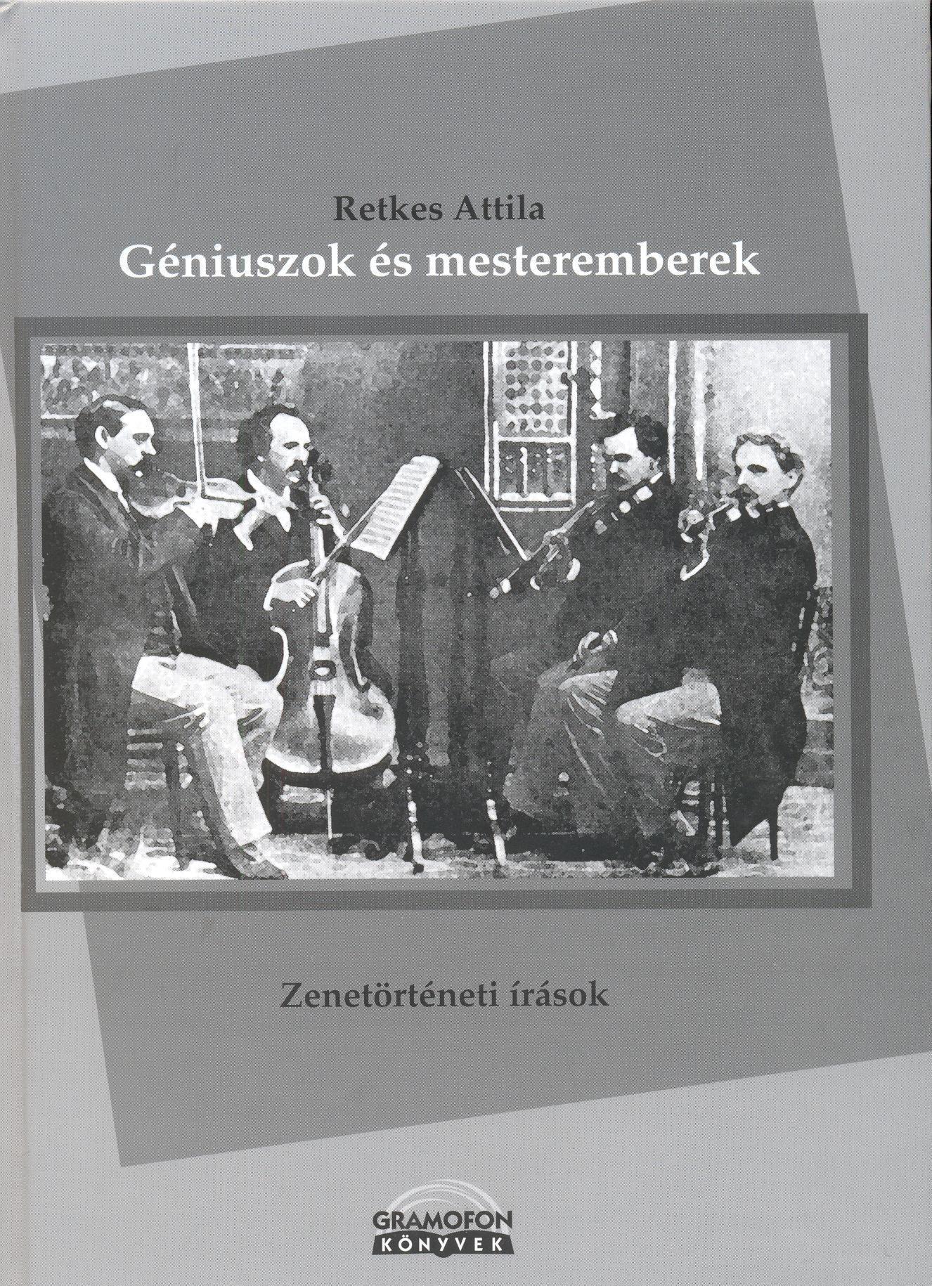 Retkes Attila: Géniuszok és mesteremberek